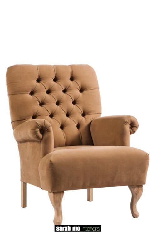 Fauteuil - Landelijke meubels en verlichting - Sarah Mo