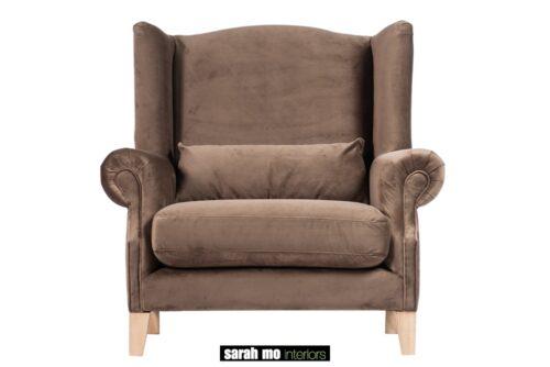 Club stoel - Landelijke meubels en verlichting - Sarah Mo