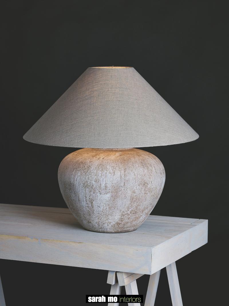 TOMBA-L-SCOTCH - Lamp - Landelijke meubels en verlichting - Sarah Mo