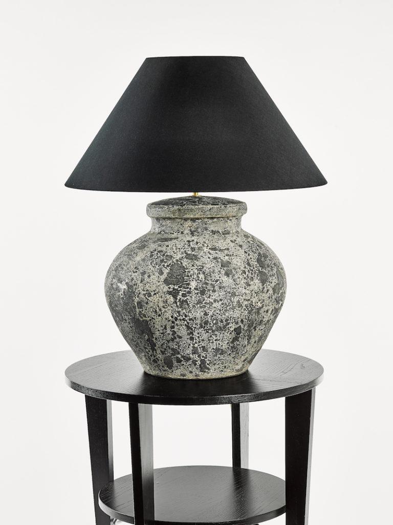 TONGA LARGE ANTRACIET - Lamp - Landelijke meubels en verlichting - Sarah Mo