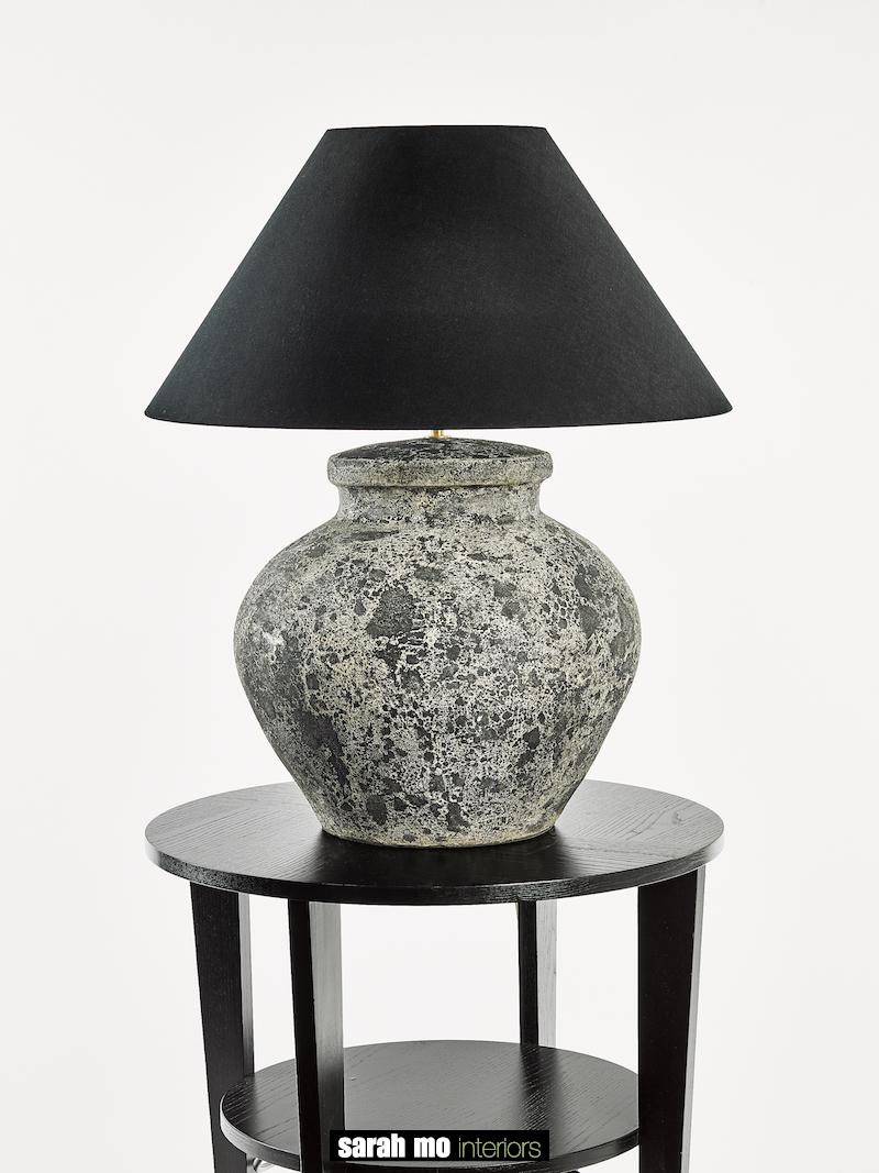 TONGA LARGE ANTRACIET - Tafel - Landelijke meubels en verlichting - Sarah Mo