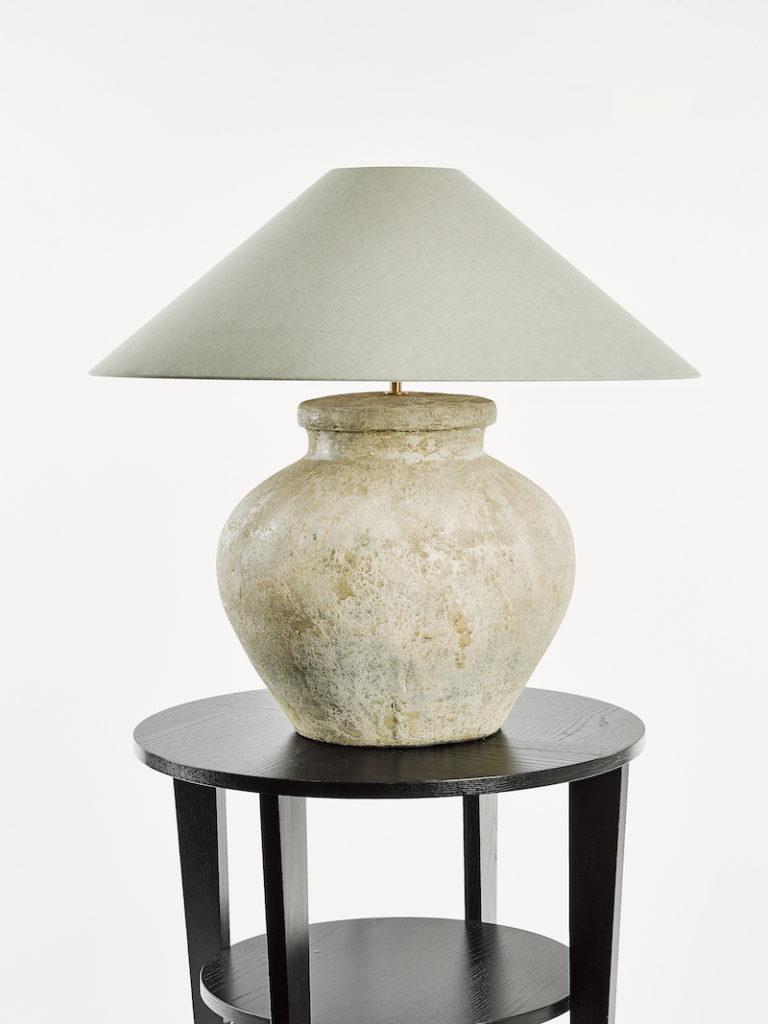 TONGA LARGE CREME - Tafel - Landelijke meubels en verlichting - Sarah Mo