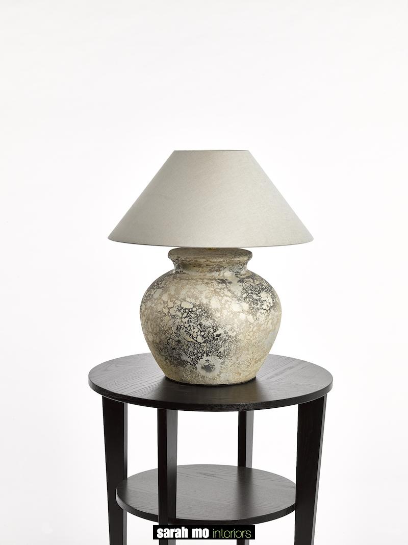 TONGA SMALL GREY - Meubilair - Landelijke meubels en verlichting - Sarah Mo
