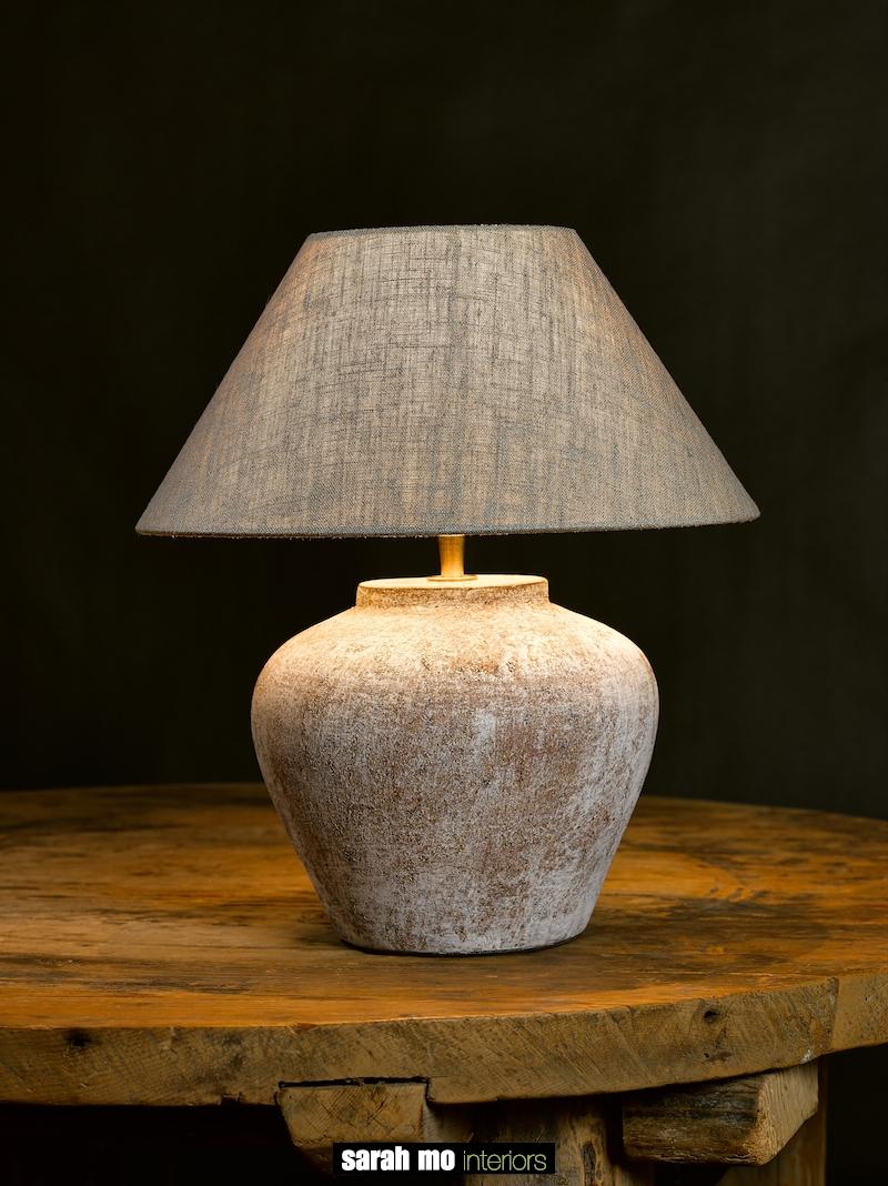 TOMBA-XS-SCOTCH - Lampenkap - Landelijke meubels en verlichting - Sarah Mo