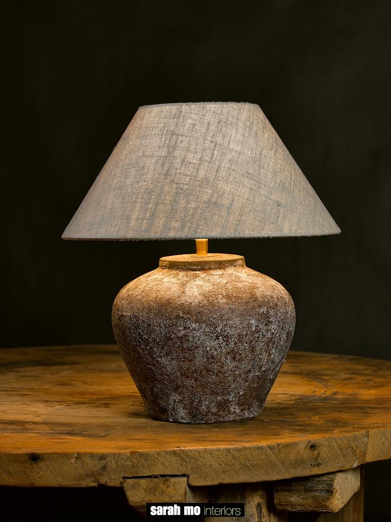TOMBA-XS VINTAGE - Lampenkap - Landelijke meubels en verlichting - Sarah Mo