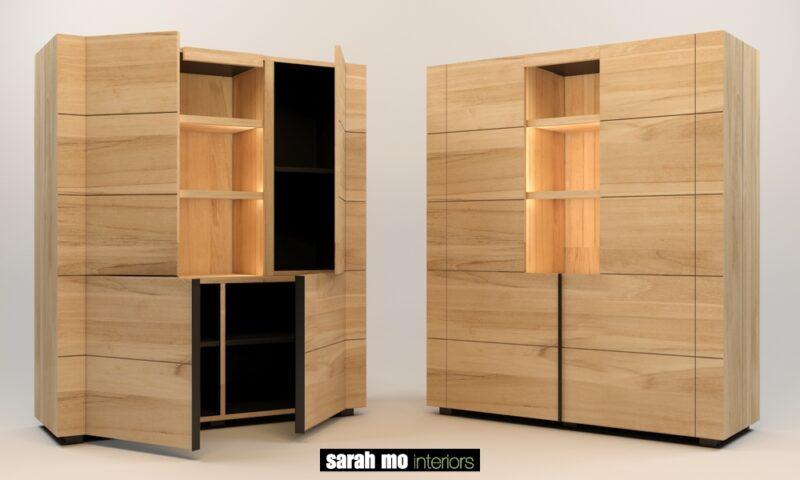 Garderobe - Landelijke meubels en verlichting - Sarah Mo