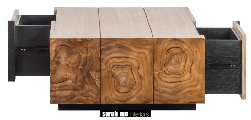 Hardhout - Landelijke meubels en verlichting - Sarah Mo