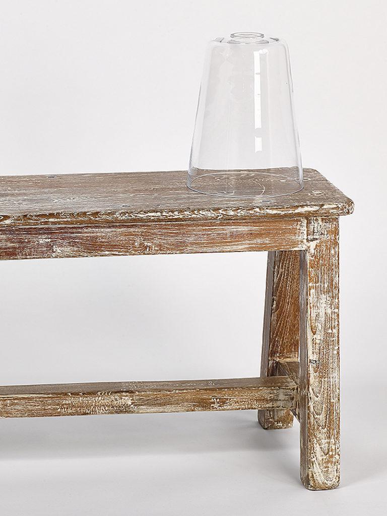 GLAS CONO GROOT HELDER - Salontafel - Landelijke meubels en verlichting - Sarah Mo