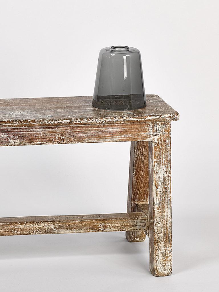 GLAS CONO KLEIN FUME - Salontafel - Landelijke meubels en verlichting - Sarah Mo