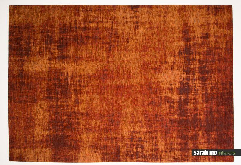 gooien tapijt - Roest